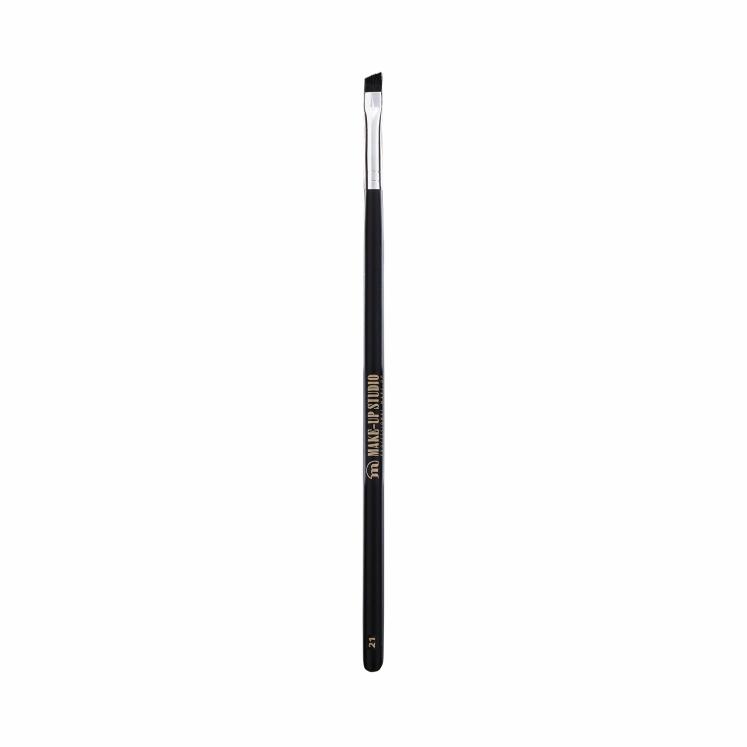 No. 21 Eyebrow Brush Angled Shape